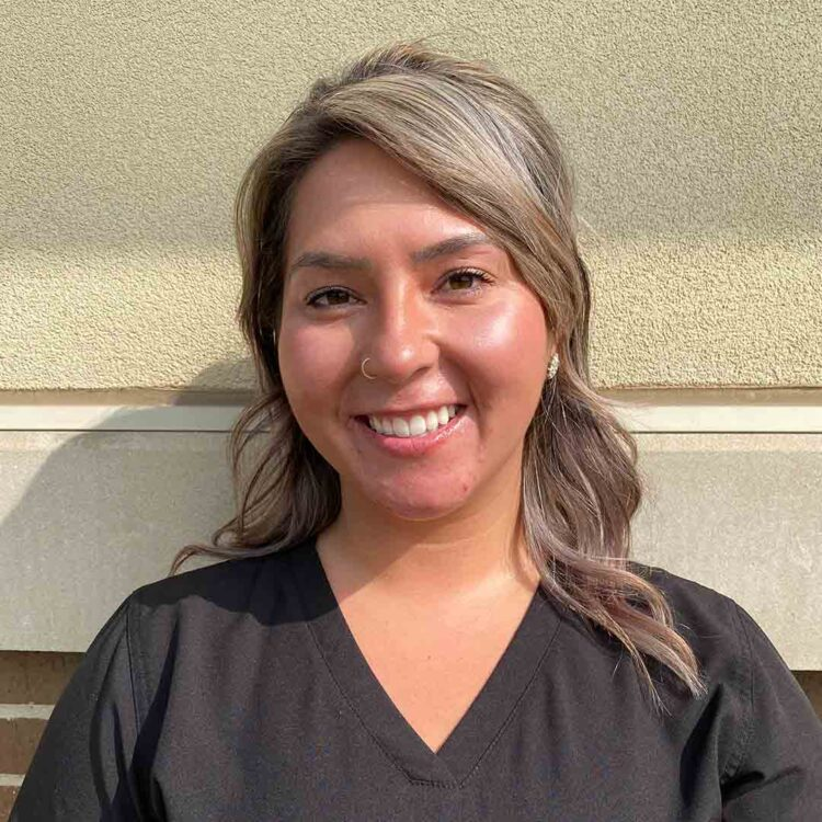 Keshia is a hygienist at Ridgeview Family Dentistry